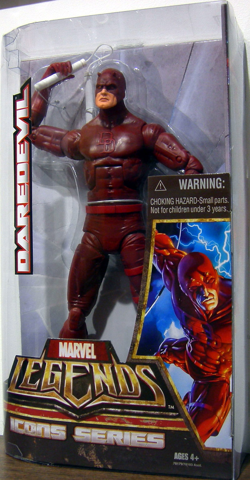 12 Inch Daredevil Marvel Legends Icons