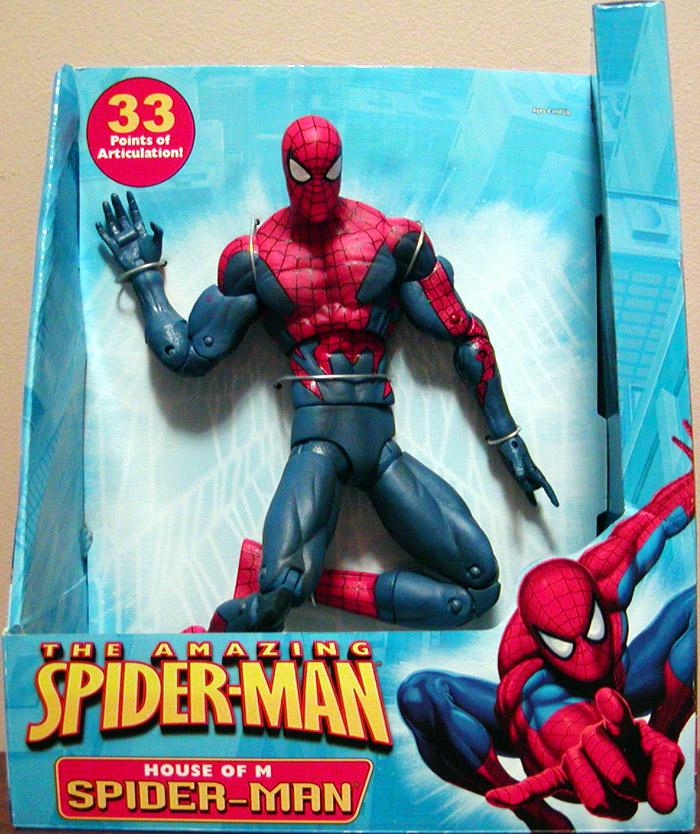 M Spiderman 12 inch House M Spider...