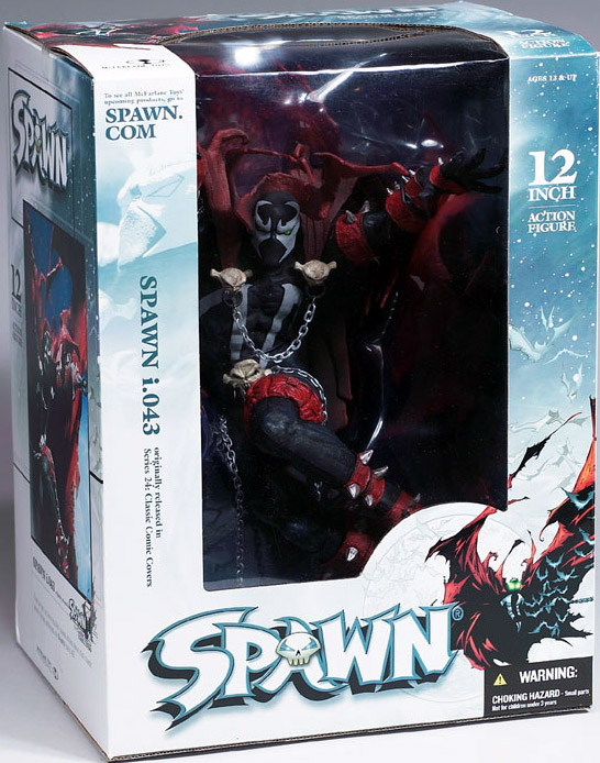12 Inch Spawn I 043 Action Figure Mcfarlane Toys