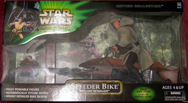 Speeder Bike with 12