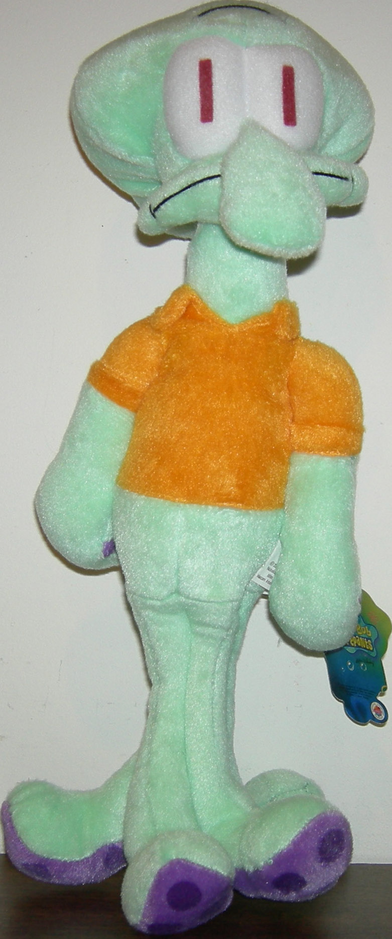 14 inch squidward tentacles plush
