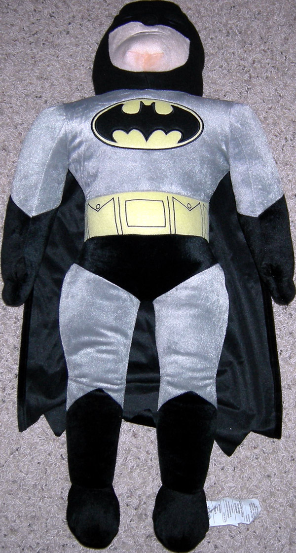 30 inch batman plush buddy