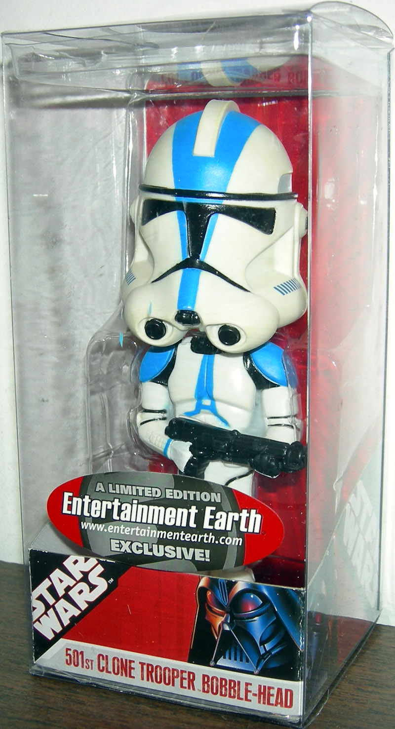 501st Clone Trooper Bobble-Head
