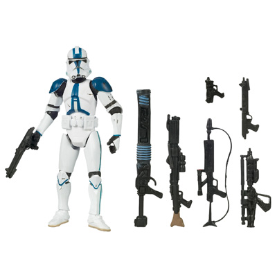 501st Legion Trooper, The Legacy Collection