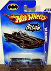 66 Batmobile 1-64th Hot Wheel