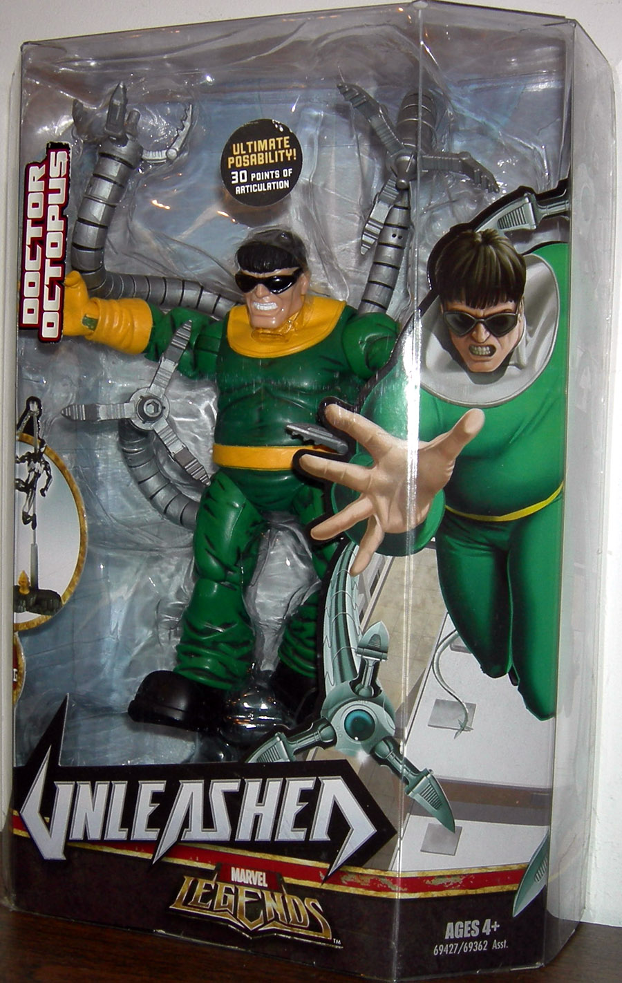 Doctor Octopus (Marvel Legends Unleashed)