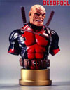 Bowen Designs Deadpool Mini Bust (unmasked)