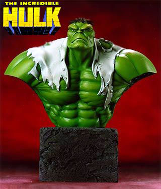 Bowen Designs Incredible Hulk Mini Bust