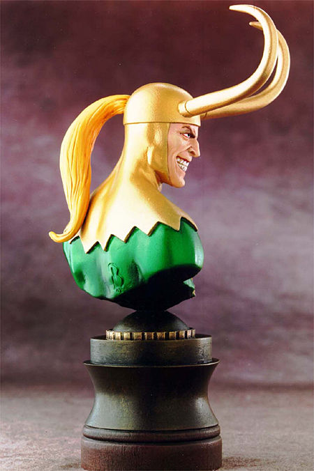 Bowen Designs Loki Mini Bust