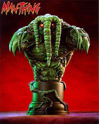 Bowen Designs Man-Thing Mini Bust