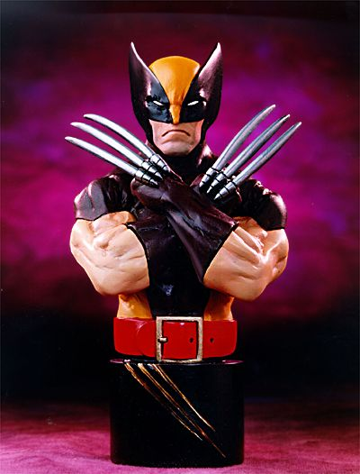 Bowen Designs Wolverine Mini Bust