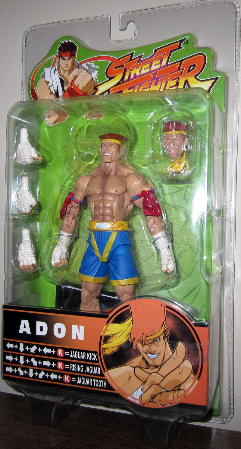 Adon (round 3, blue trunks)