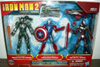 Iron Man 2 Advanced Tactical Armor 3-Pack