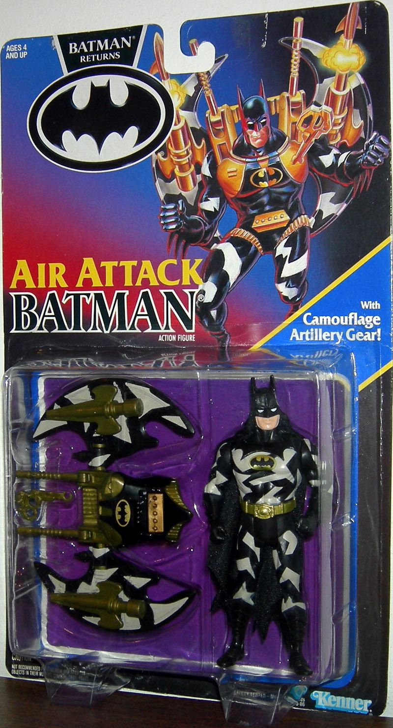 Air Attack Batman (Batman Returns)