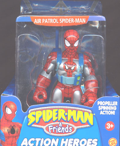 Air Patrol Spider-Man