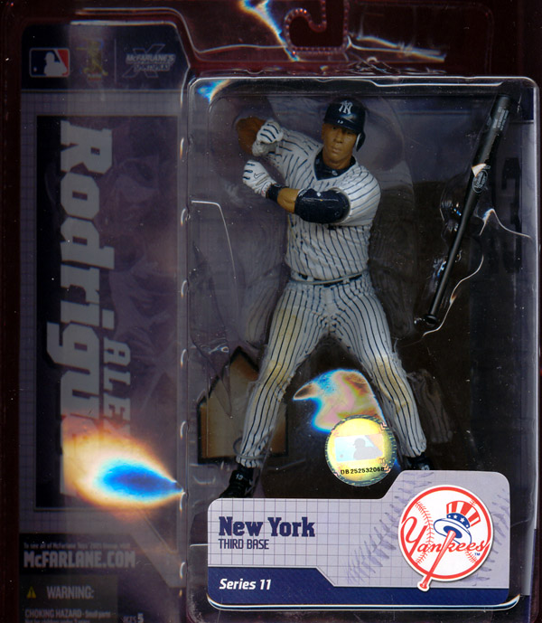 Alex Rodriguez (series 11)