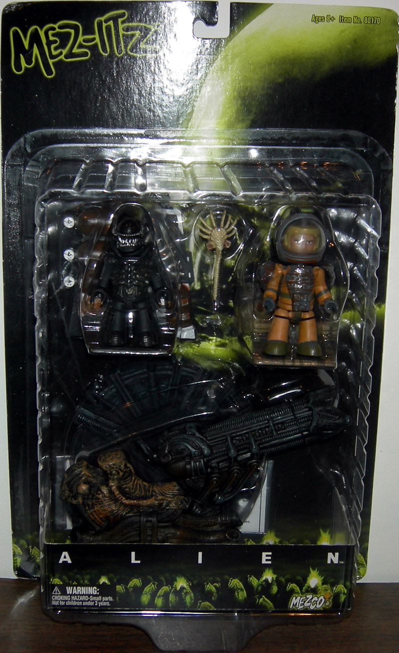 Alien 3-Pack (Mez-Itz)