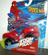 Amazing Spider ATV, Zoom n Go (Spectacular Spider-Man Animated)