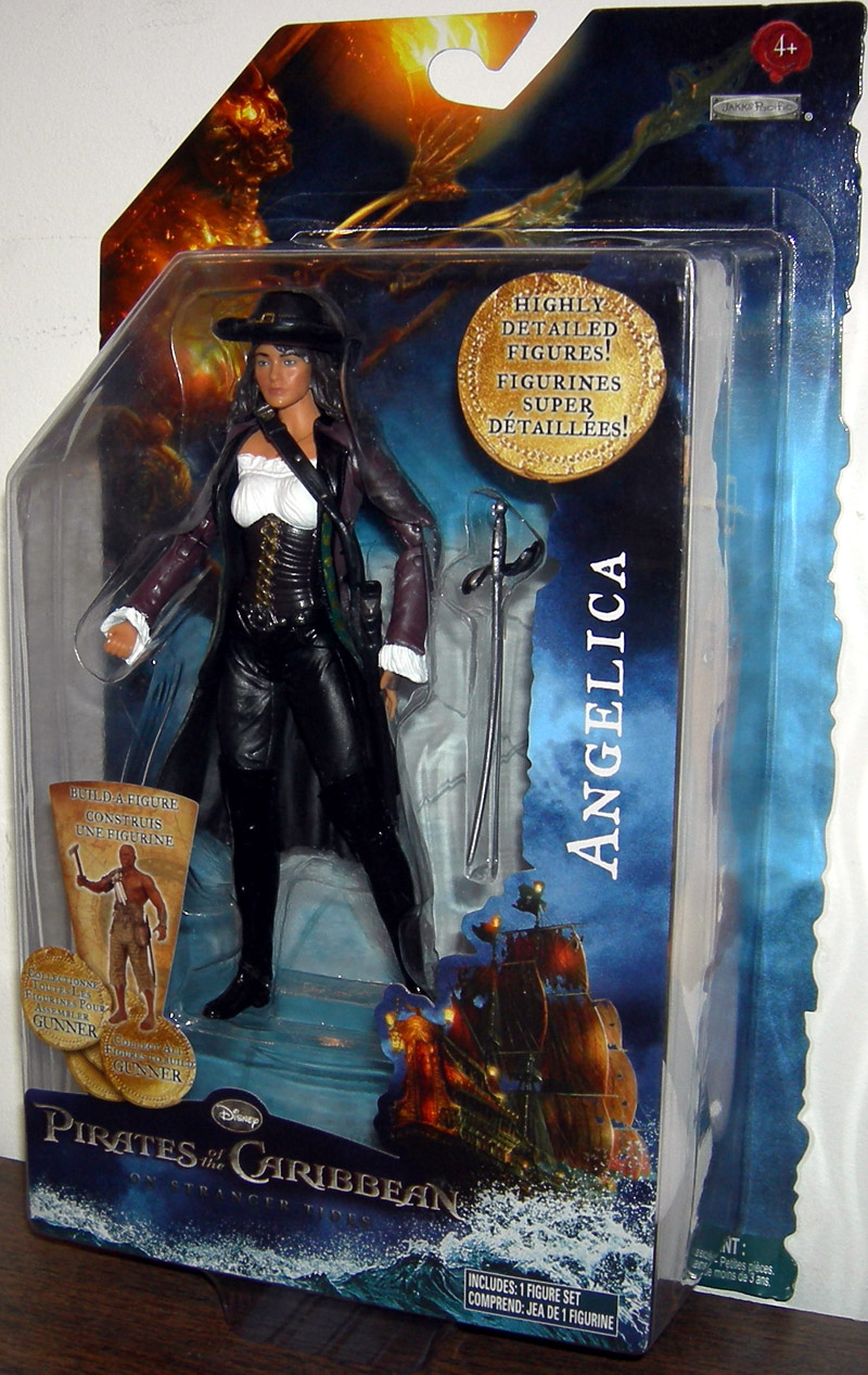 Angelica (On Stranger Tides, build-a-figure)