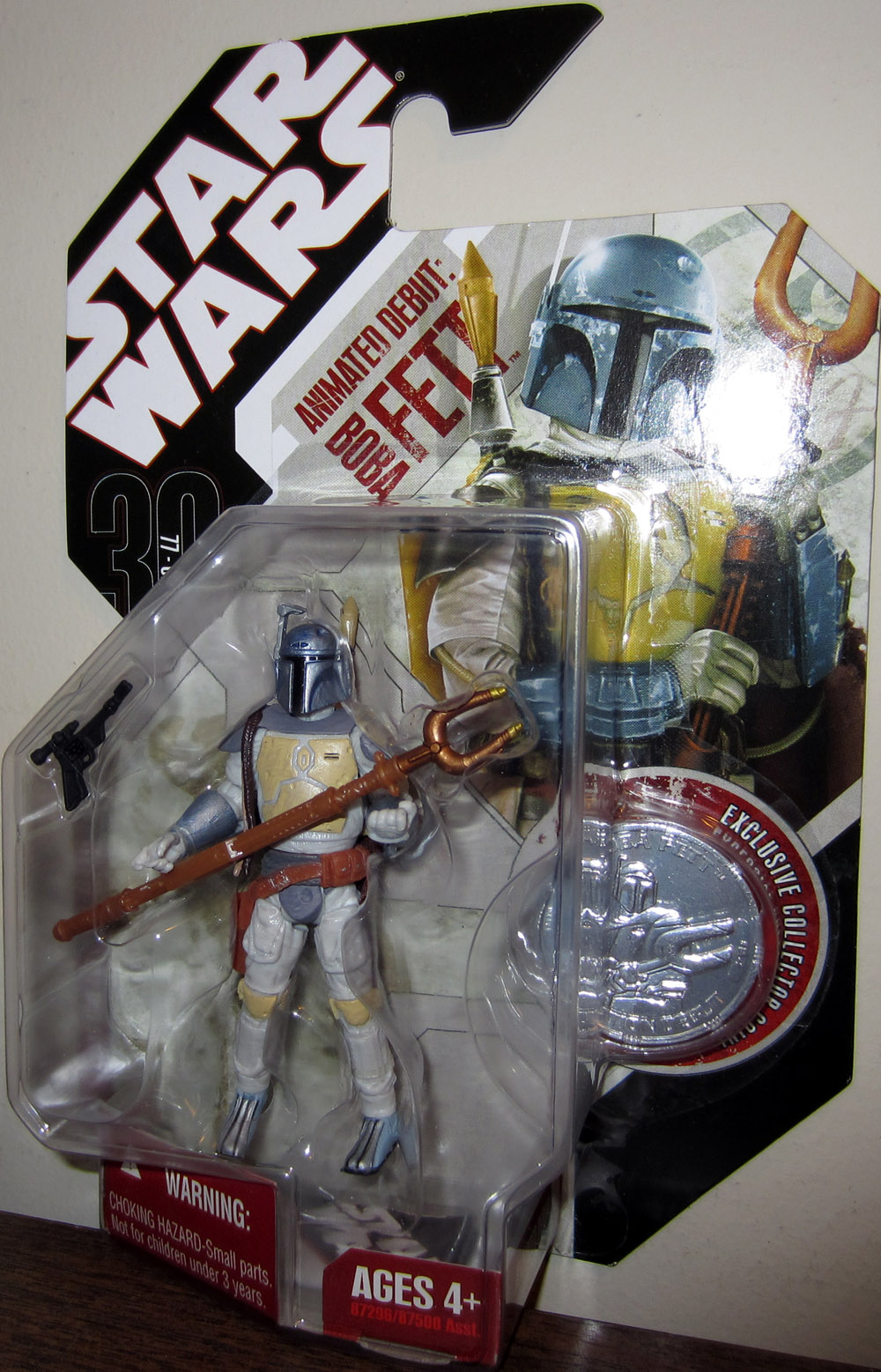 Animated Debut - Boba Fett (30th Anniversary, No 24)