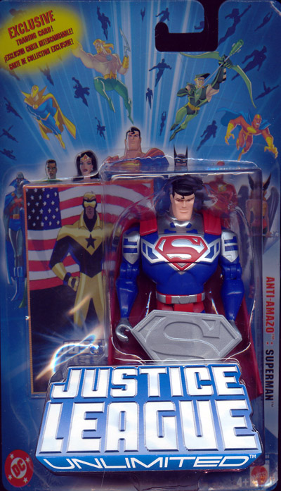 Anti-Amazo Superman (Justice League Unlimited)
