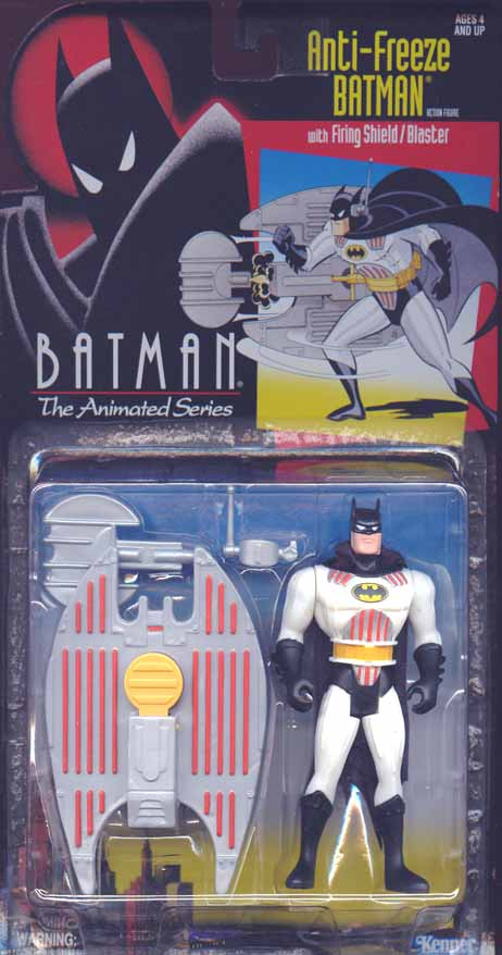 Anti-Freeze Batman (Batman The Animated Series)
