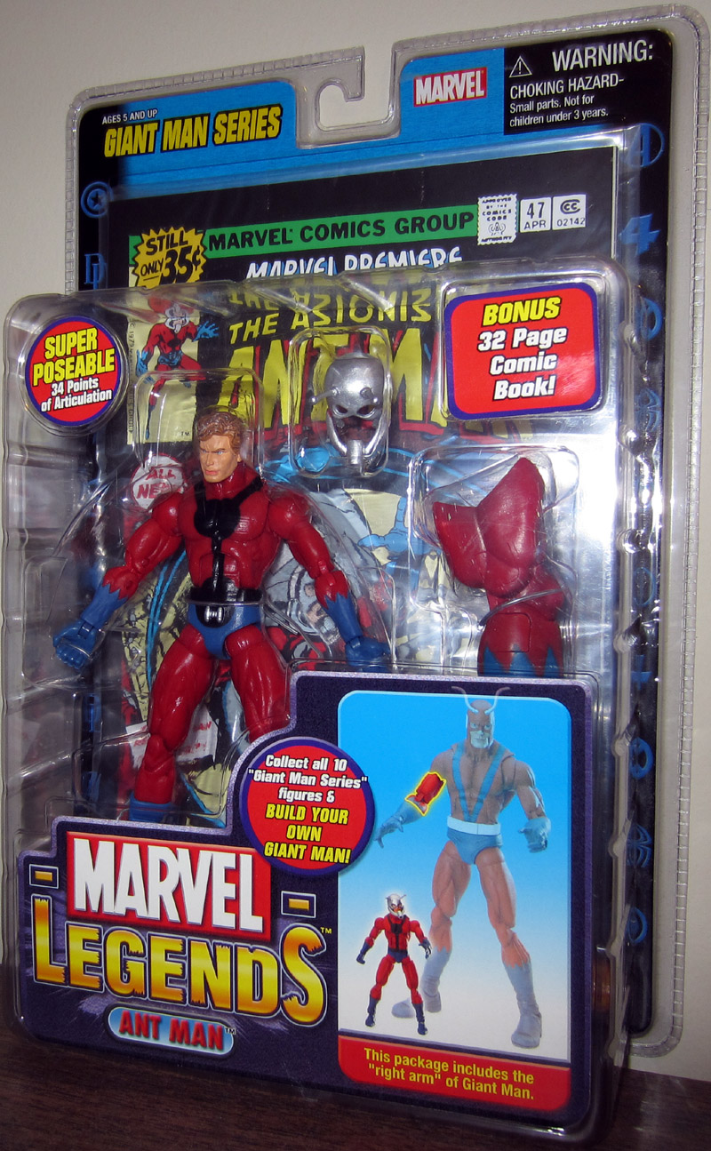 Ant Man (Marvel Legends)
