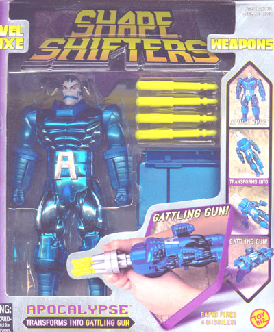 Apocalypse (Shape Shifters, boxed)