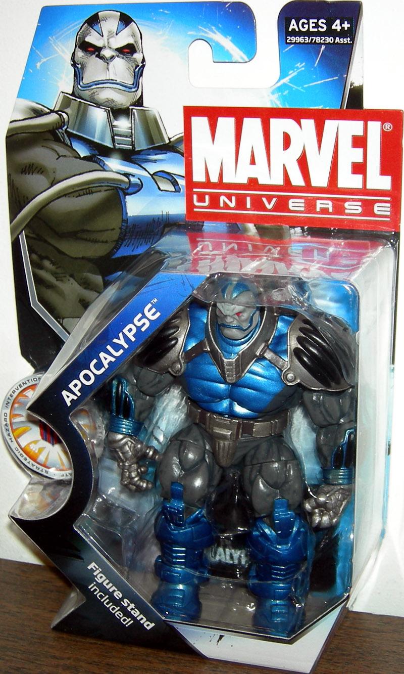 Apocalypse Marvel Universe Action Figure Series 3 009
