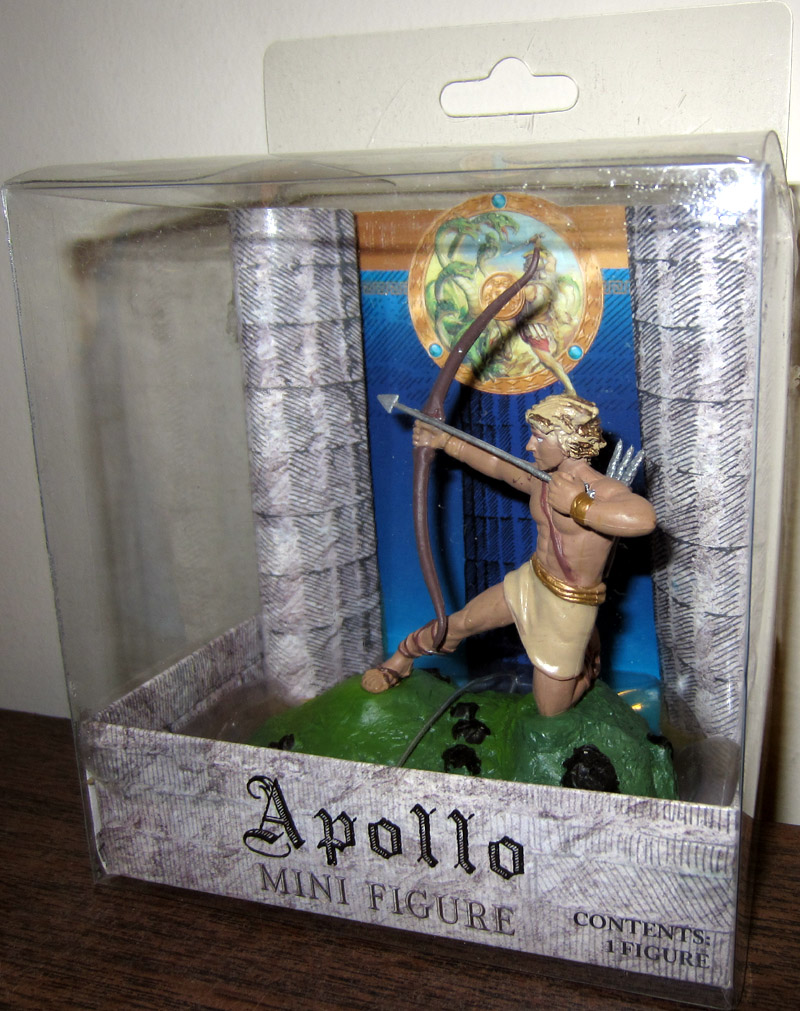 Apollo Mini Figure
