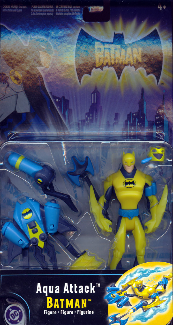 Aqua Attack Batman (The Batman)