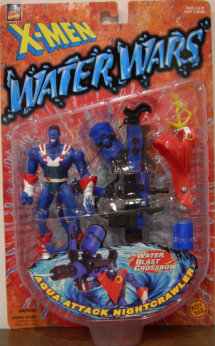 Aqua Attack Nightcrawler