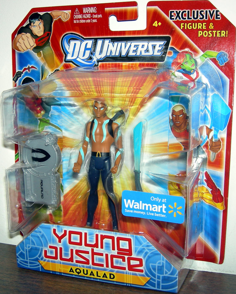 Aqualad (Young Justice, Walmart Exclusive)