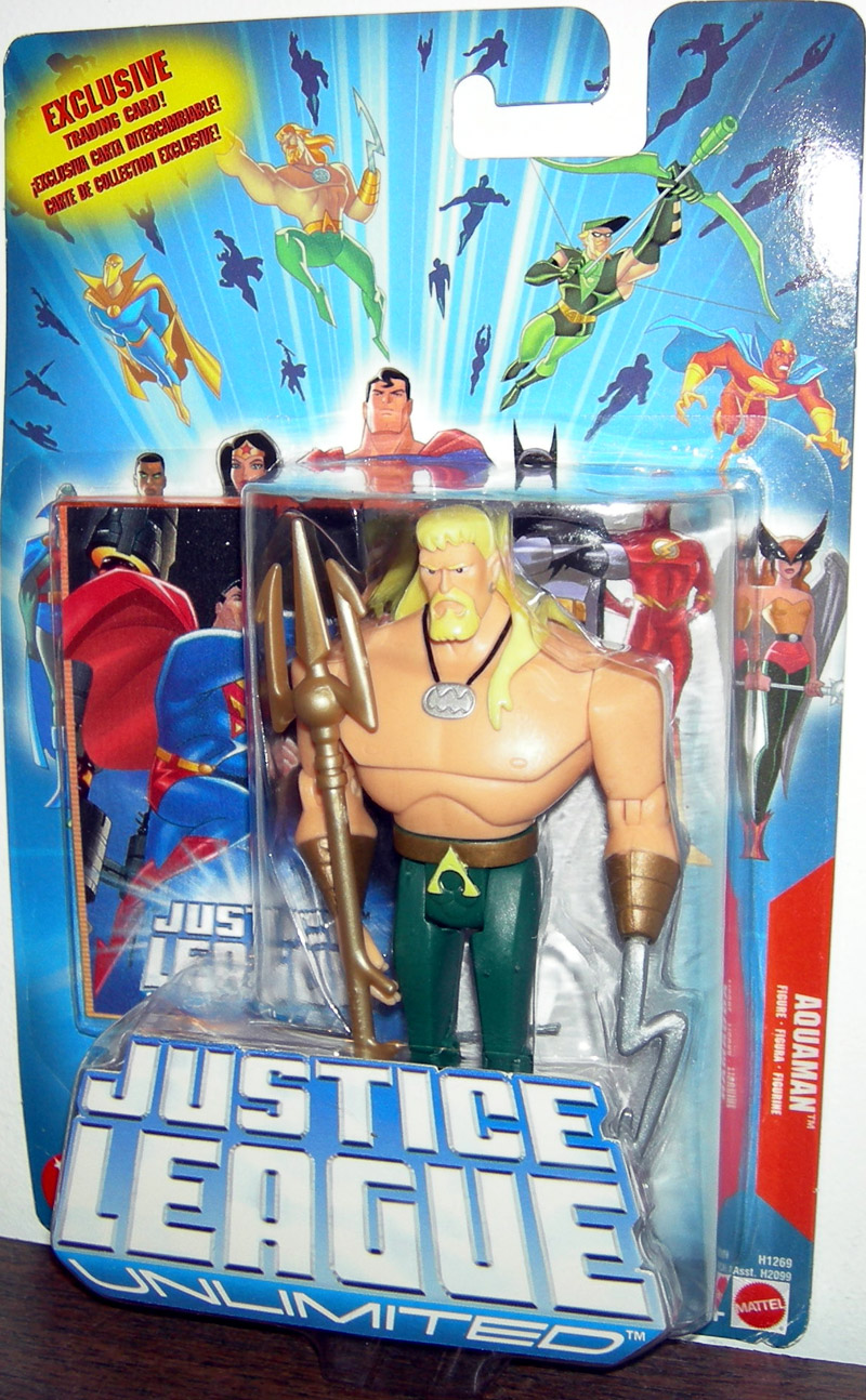 Aquaman (Justice League Unlimited)
