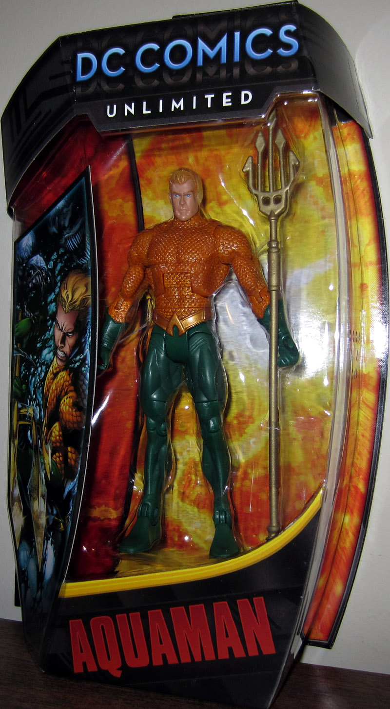 Aquaman (DC Comics Unlimited)