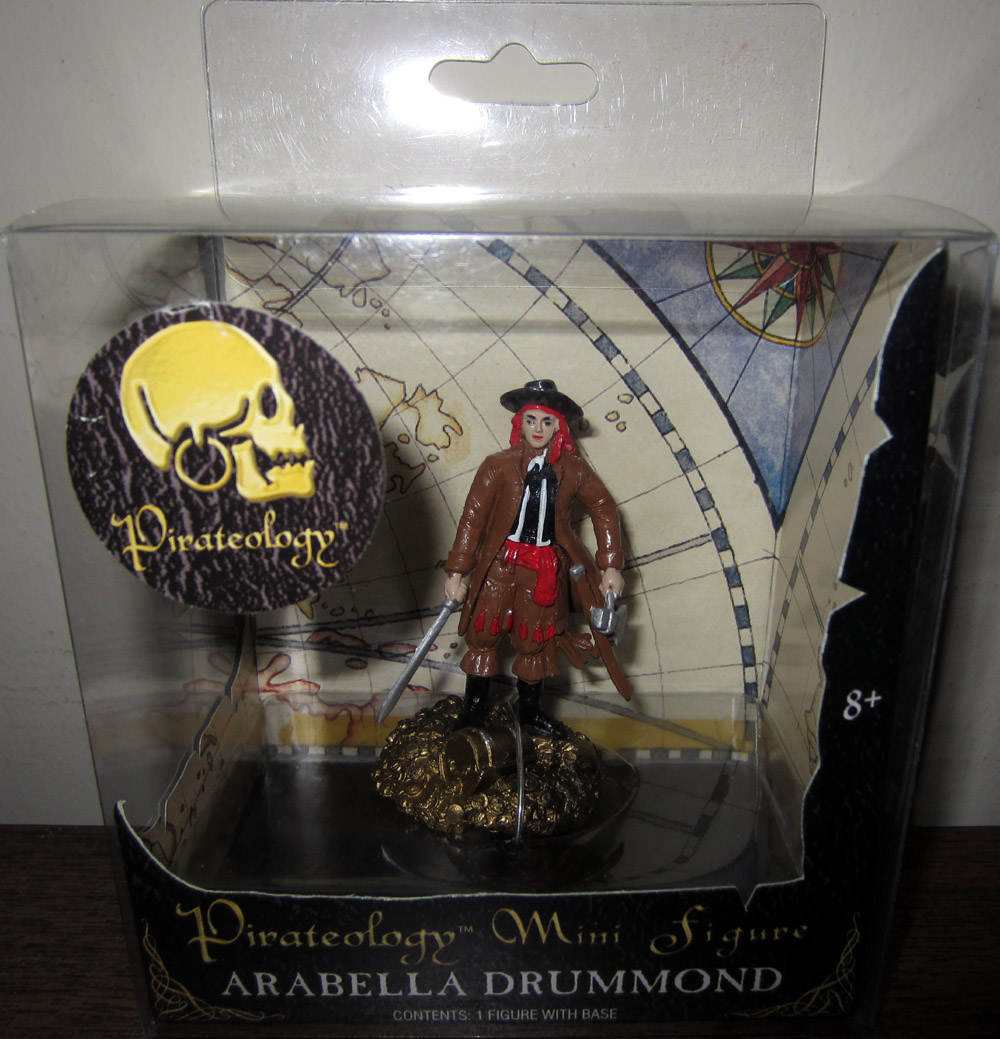 Arabella Drummond mini figure