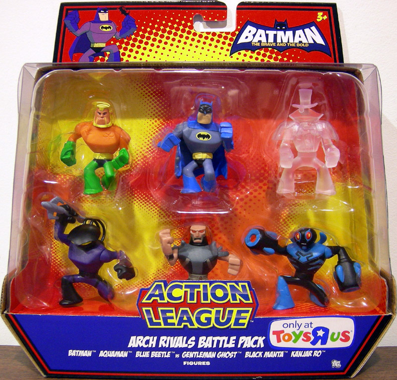 Arch Rivals Battle Pack (Action League)