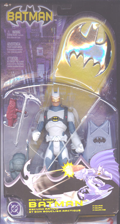 Arctic Shield Batman