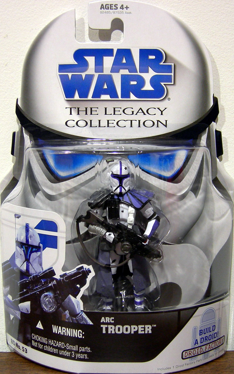 ARC Trooper (The Legacy Collection, BD No. 53)