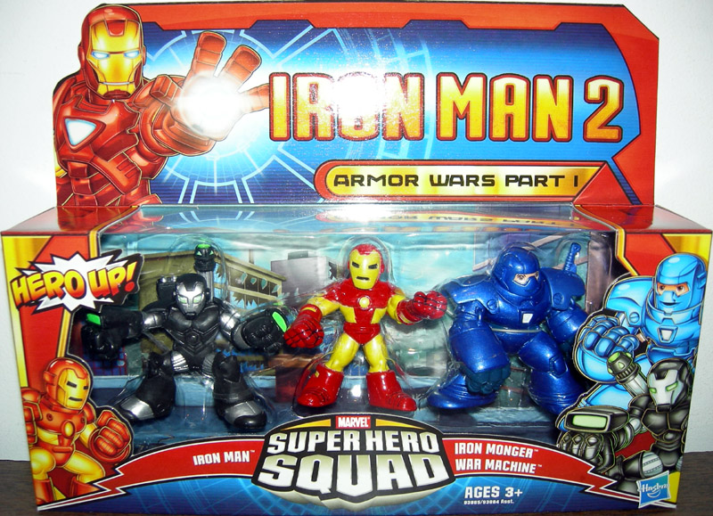 Armor Wars Part I (Super Hero Squad)