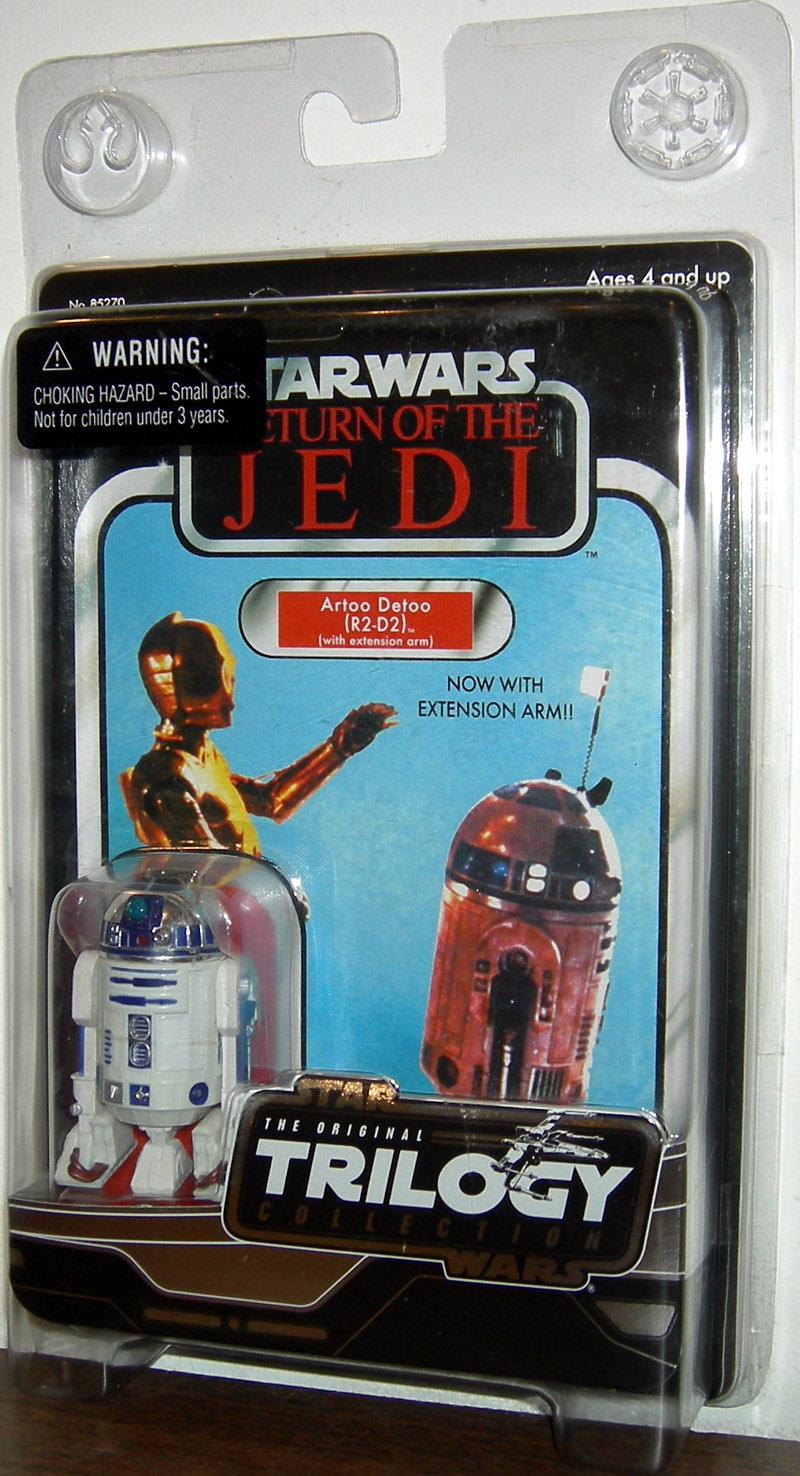 Artoo Detoo, R2-D2 (Vintage Original Trilogy Collection)