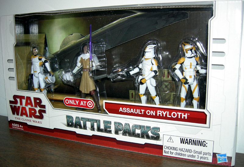 Assault on Ryloth 4-Pack