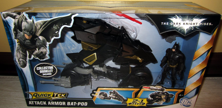 Attack Armor Bat-Pod (The Dark Knight Rises)