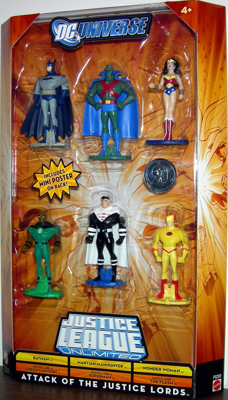 Attack of the Justice Lords 6-Pack