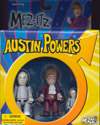 Dr. Evil, Austin Powers and Mini Me 3-Pack (Mez-Itz)