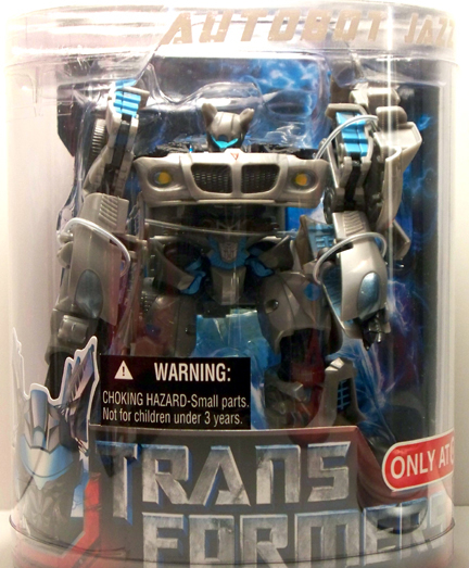 Autobot Jazz (Target Exclusive, boxed)