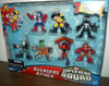 Avengers Attack 7-Pack (Super Hero Squad)