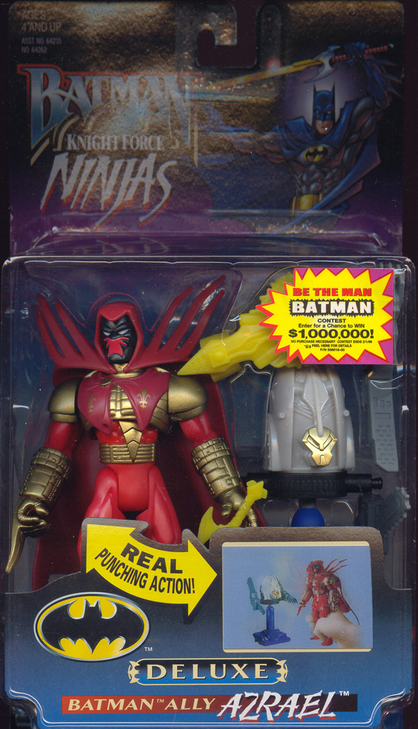 Azrael (Knight Force Ninjas)