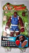 Balrog (Street Fighter Round 3 blue variant)