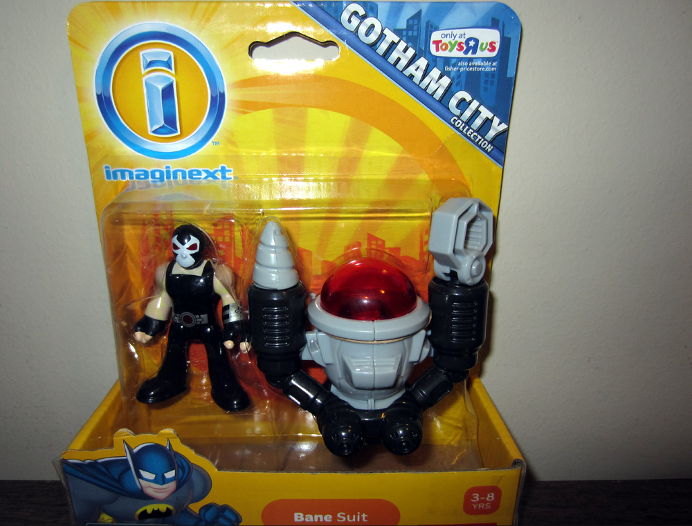Bane Suit (Imaginext)